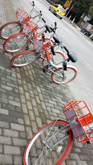 モバイク自転車シェアサービスの続き 参考画像