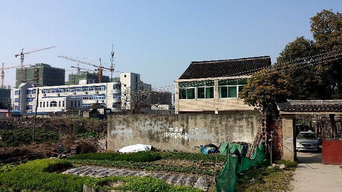 九亭镇を歩くことで見えてきた中国の市街地事情 参考画像