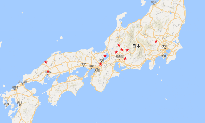 キノコバエによる日本終了フラグ 参考画像