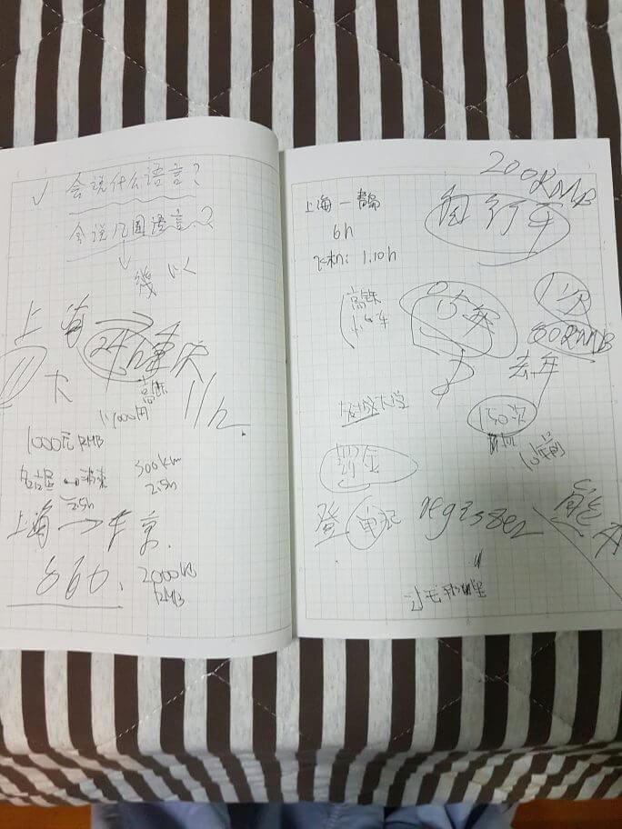 日中韓言語交流会に潜入する。オレはコミュ障w 参考画像