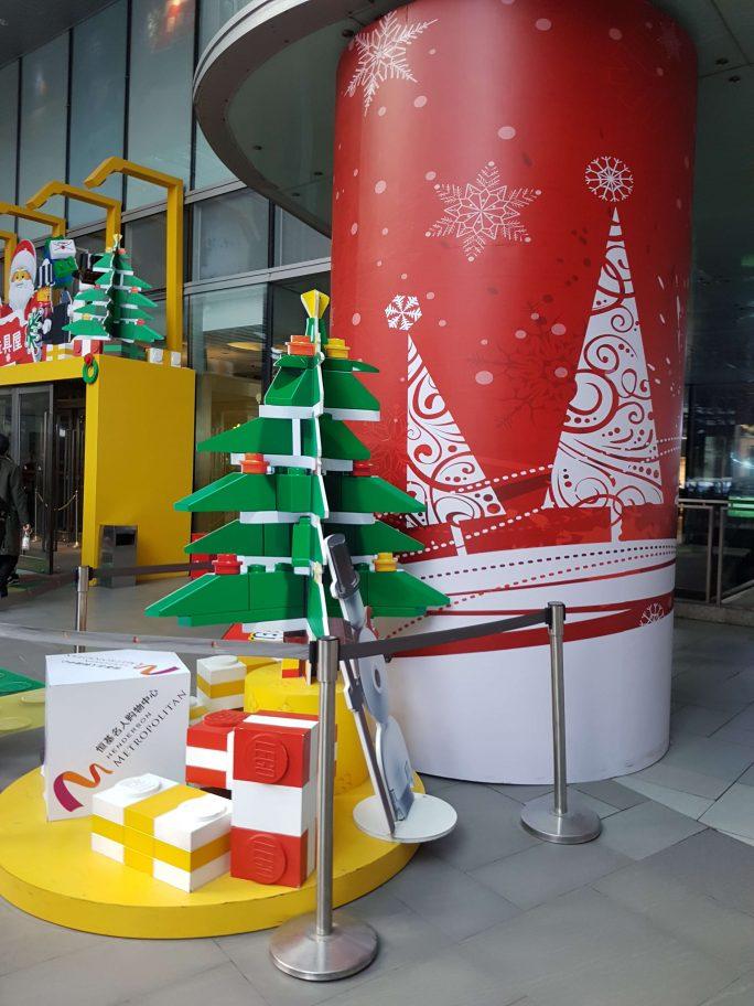 上海のクリスマス(写真) 参考画像