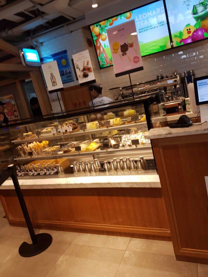 LINEカフェ(写真) 参考画像