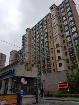 上海マンションの価格(日本人街の場合) 参考画像