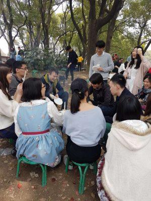 上海でBBQ大会に参加した結果ボコボコにw 参考画像