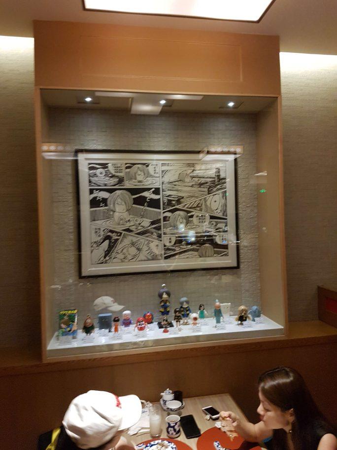 上海のど真ん中で和食を食べるという無駄な行為w 参考画像