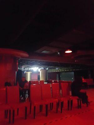蘇州、正大舞厅の内部の様子