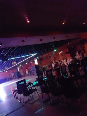 蘇州、梦巴黎舞厅の内部の様子