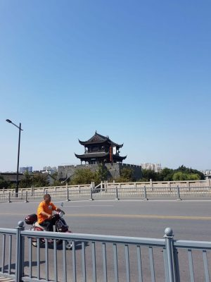 蘇州の観光名所。名前は分かりませんw