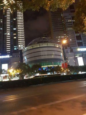 中山公園駅景観