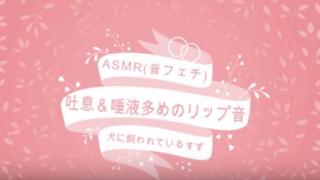 ASMR動画で極上エロの世界へ旅立とう! 参考画像